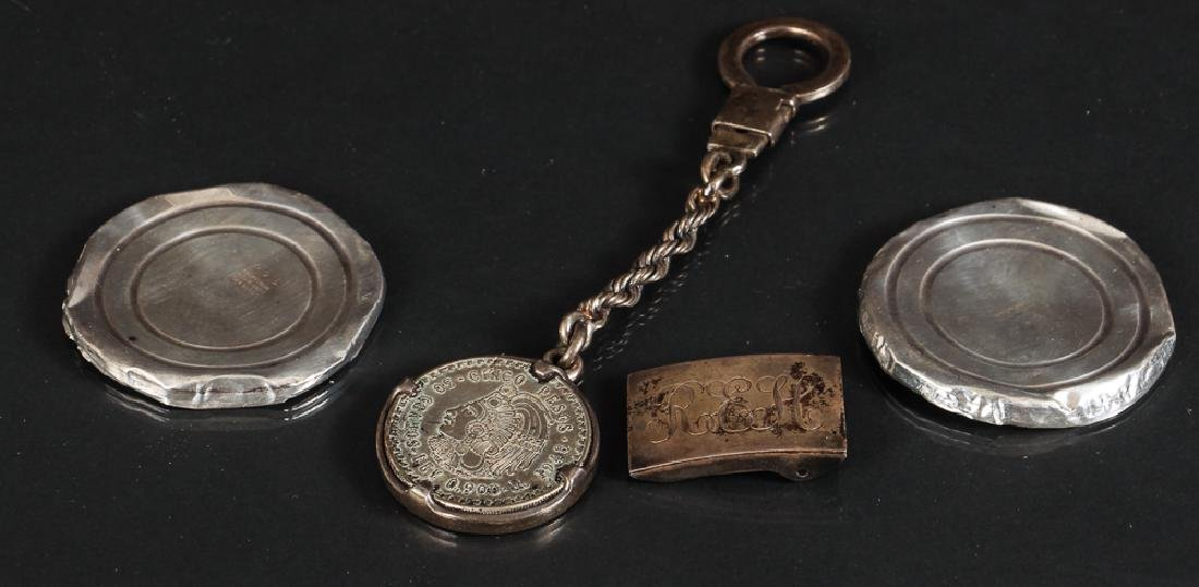 Group of Miscellaneous Scrap Silver - 8