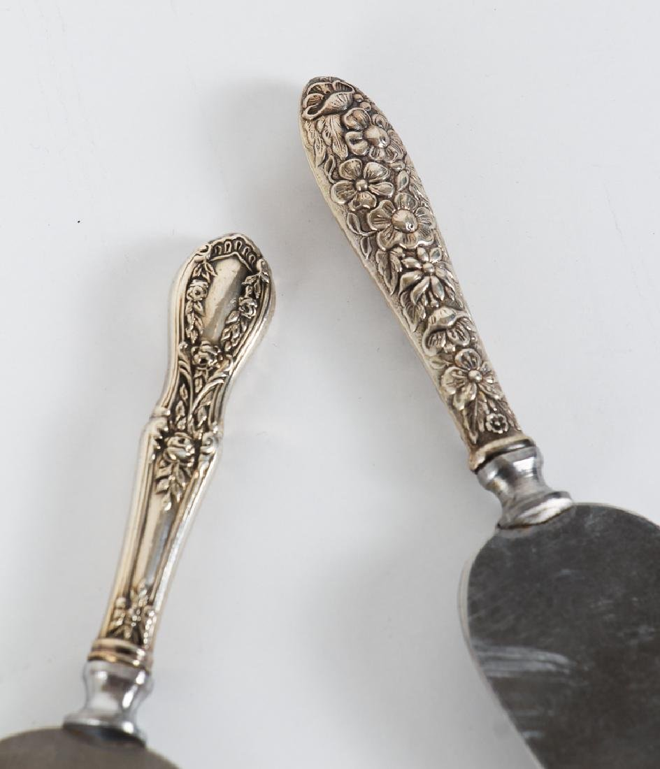 Seven Pieces of Miscellaneous Sterling Items - 5