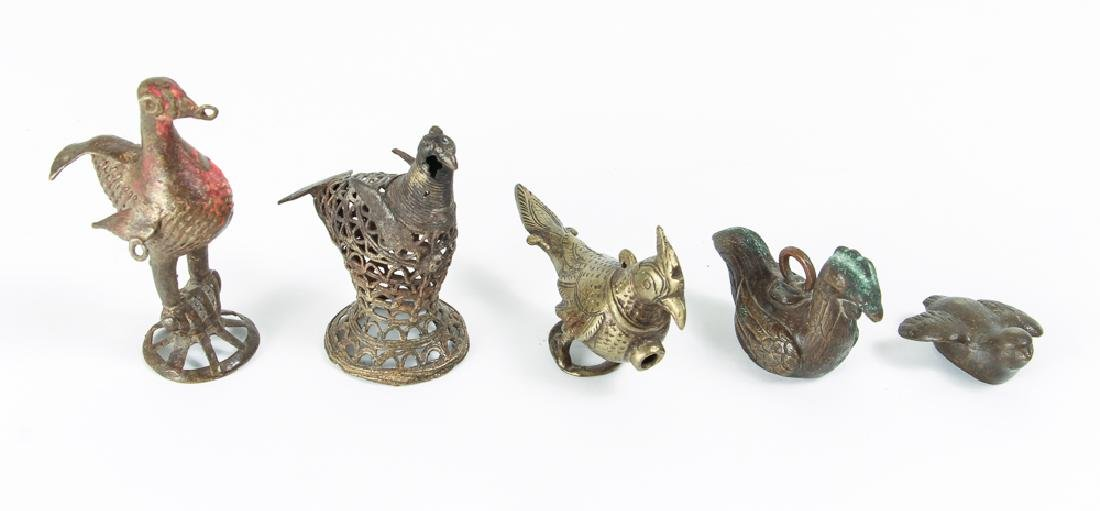 Large Group of Brass Animals - 4