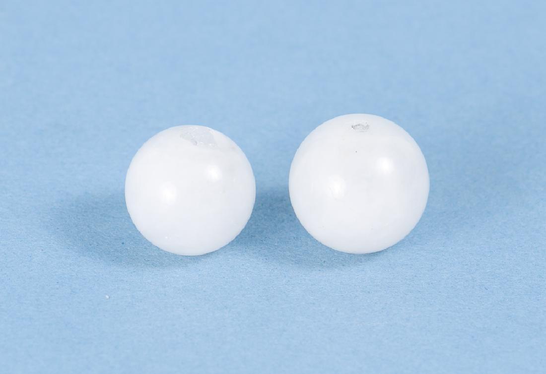 Large Group of Quartz Beads - 3