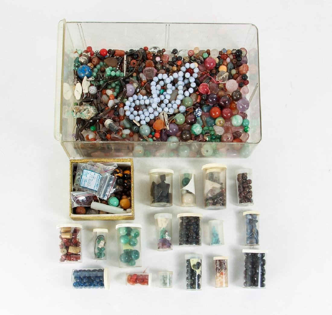 Large Group of Miscellaneous Beads