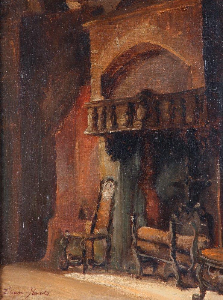 Impressionist Interior Depiction