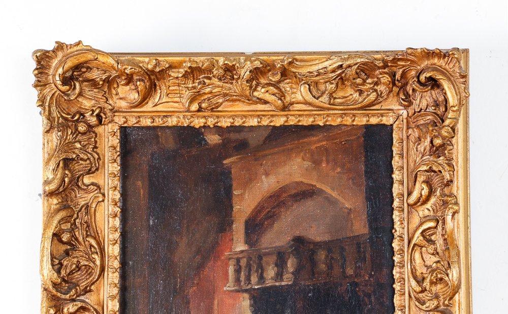 Impressionist Interior Depiction - 5