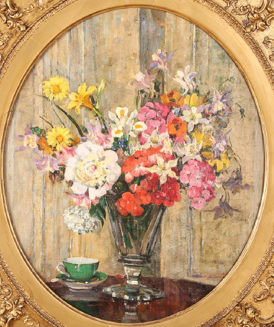 Emily Bland Still Life of Flowers