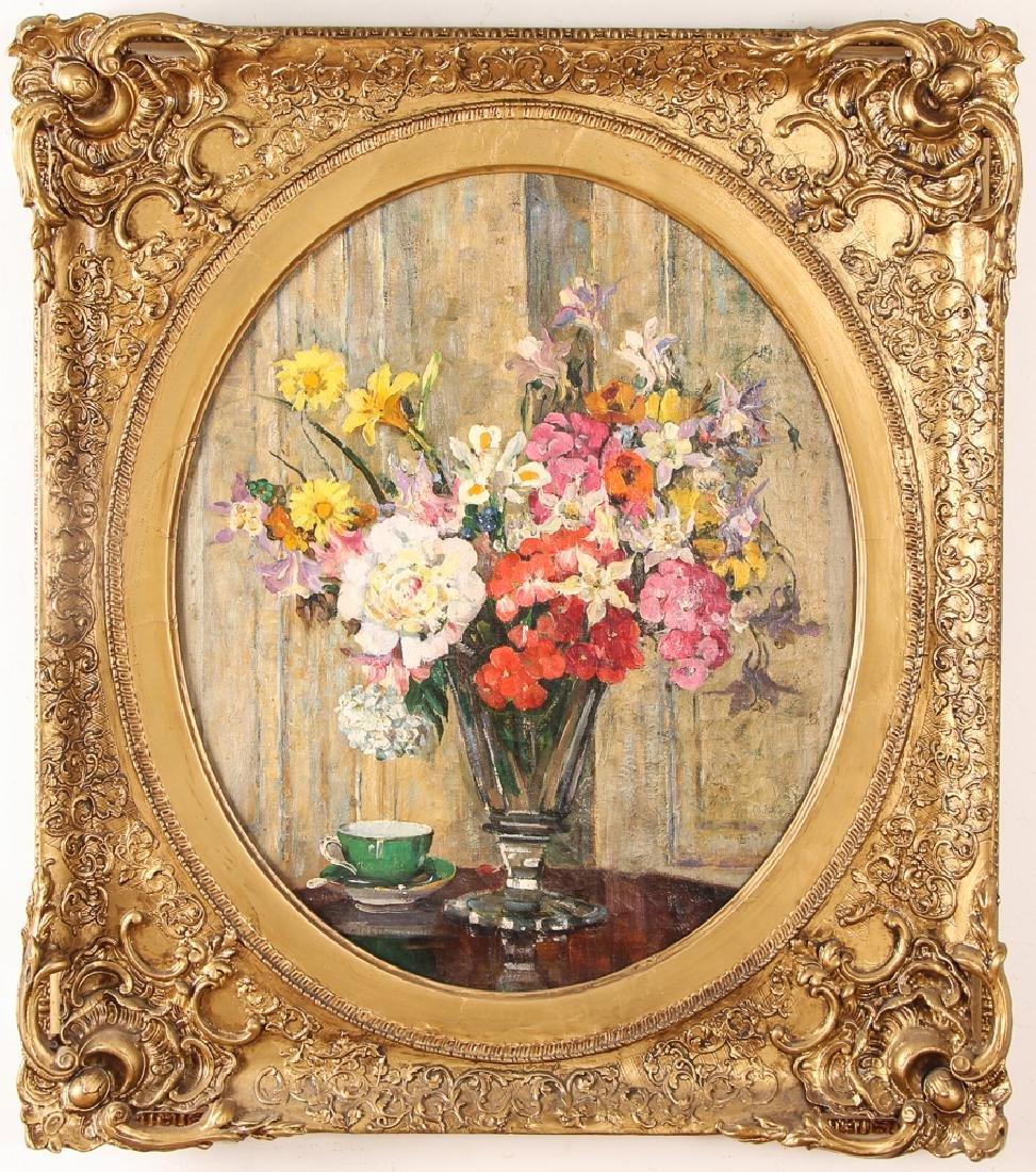Emily Bland Still Life of Flowers - 2