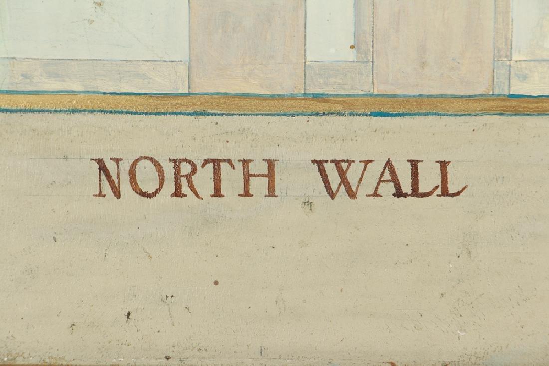 Daniel Brinley Brooklyn Savings Bank North Wall Mural - 4