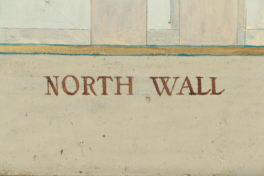 Daniel Brinley Brooklyn Savings Bank North Wall Mural - 4