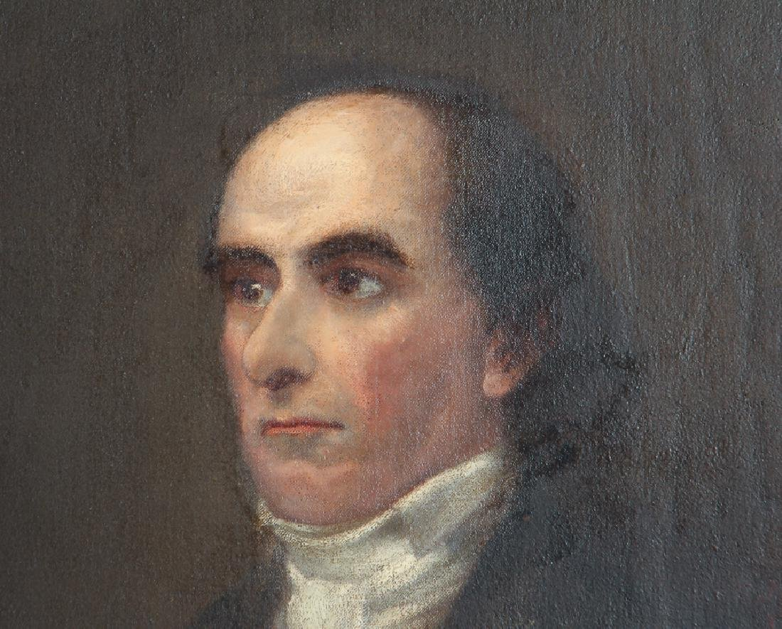 Daniel Webster Portrait by Healy - 4