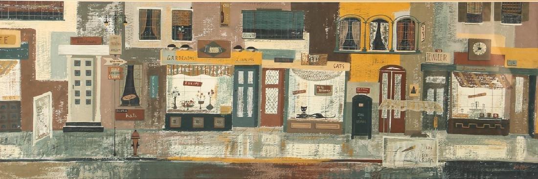 Margaret Layton Gordon Street New York (1954)
