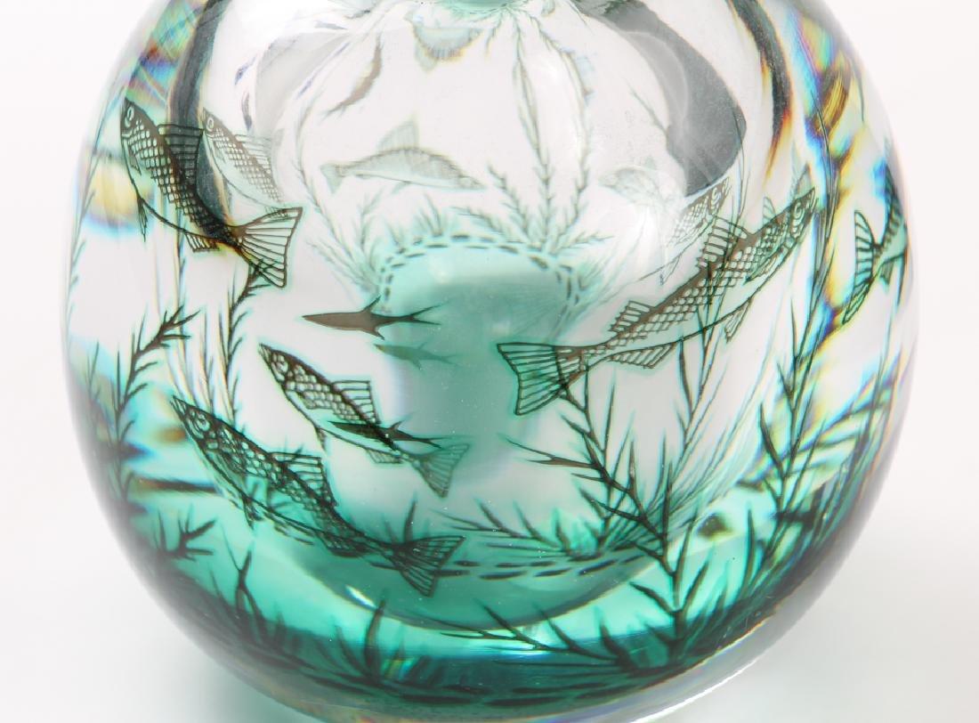 Orrefors Vase by Ewald Hald - 6
