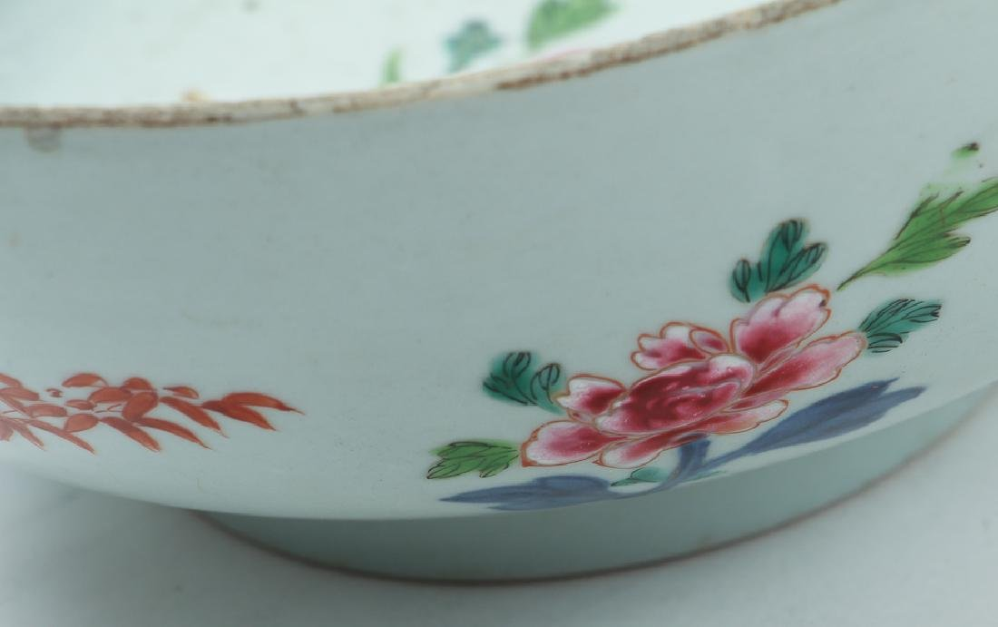 Two Antique Famille Rose Bowls - 11