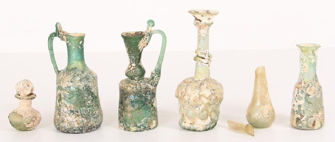 Collection of Ancient Islamic Glass