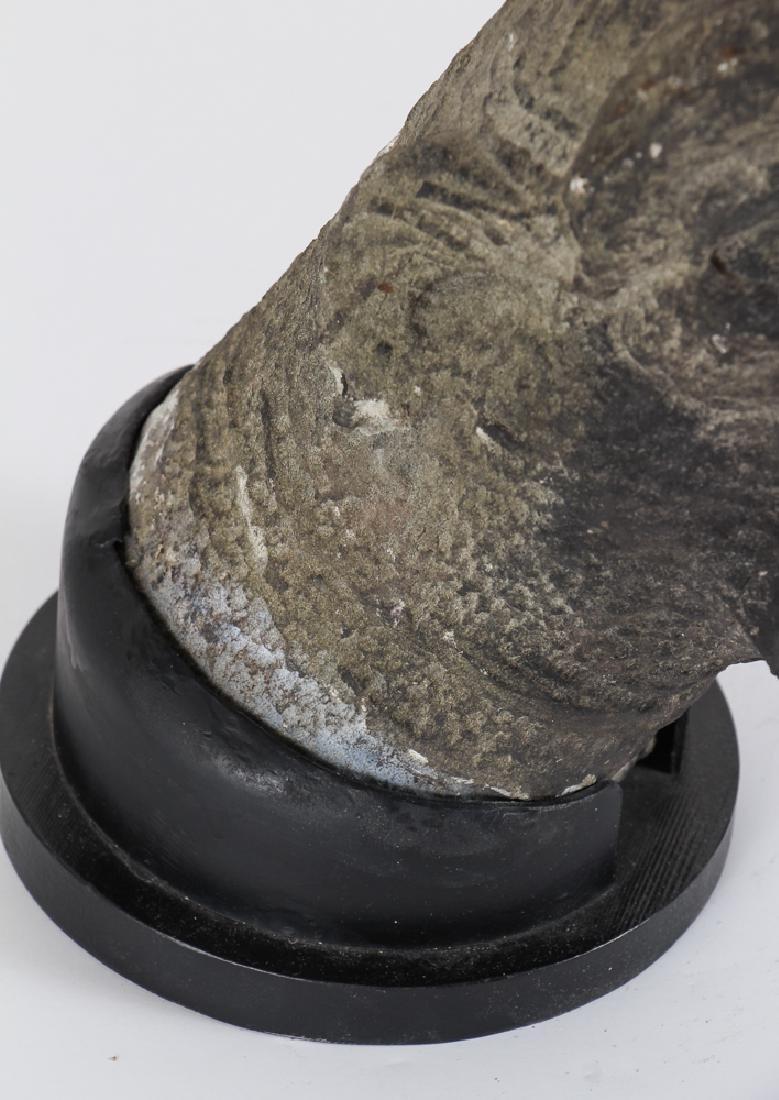 Antique Carved Stone Gargoyle - 7