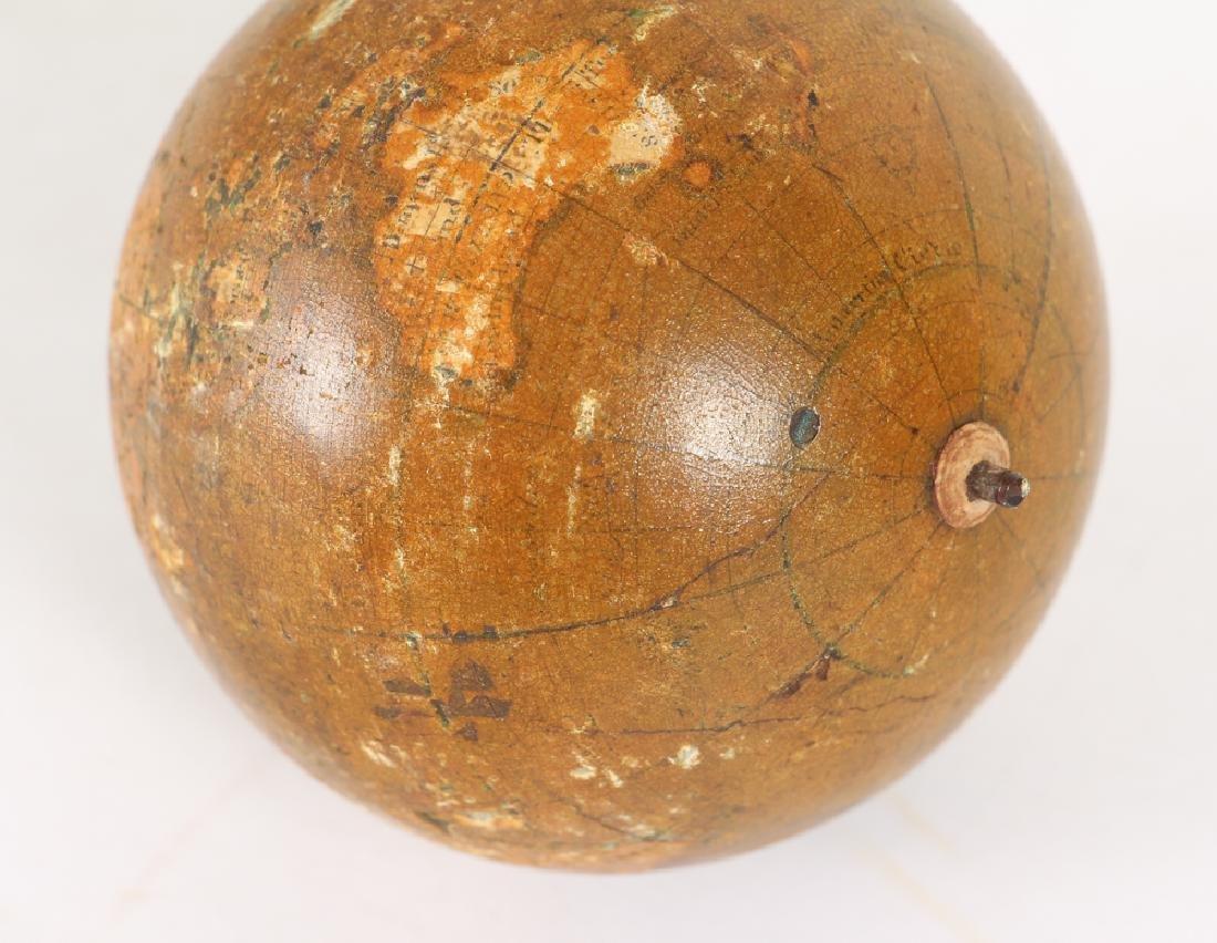 Antique Lane Improved Pocket Globe and Case - 4
