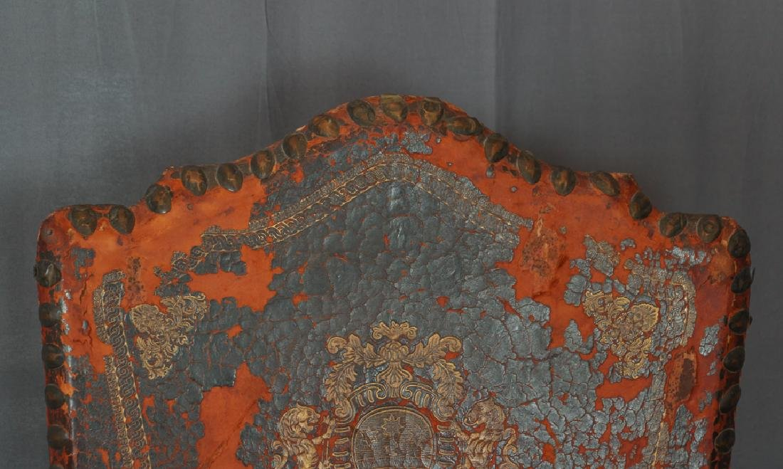 Pair of Feudal Style Arm Chairs - 4