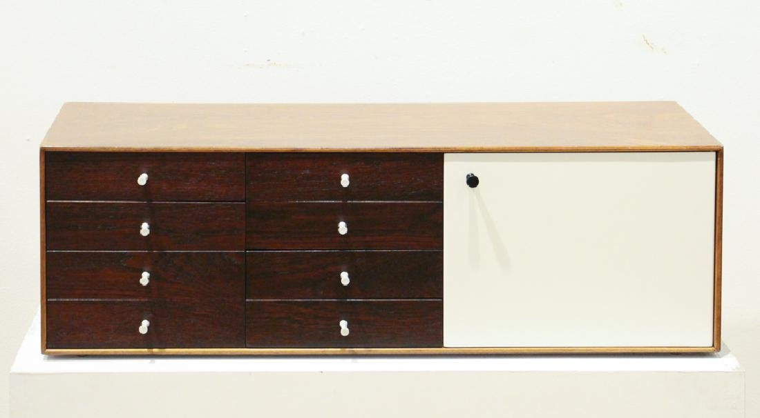 George Nelson thin edge Custom Jewelry Box, circa 1946