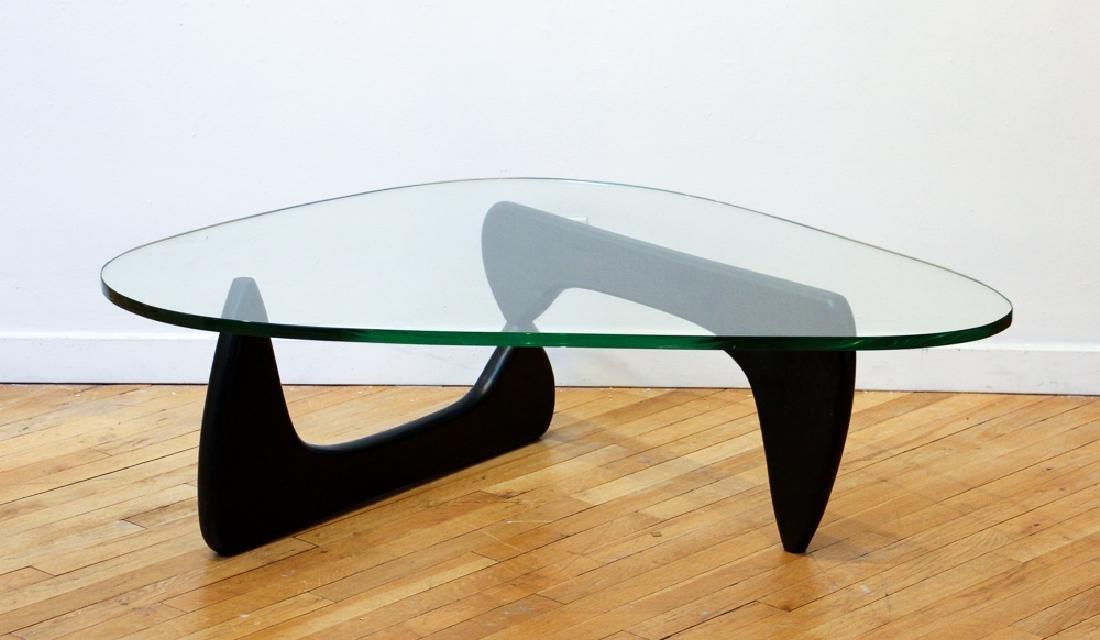 Isamu Noguchi coffee table vintage