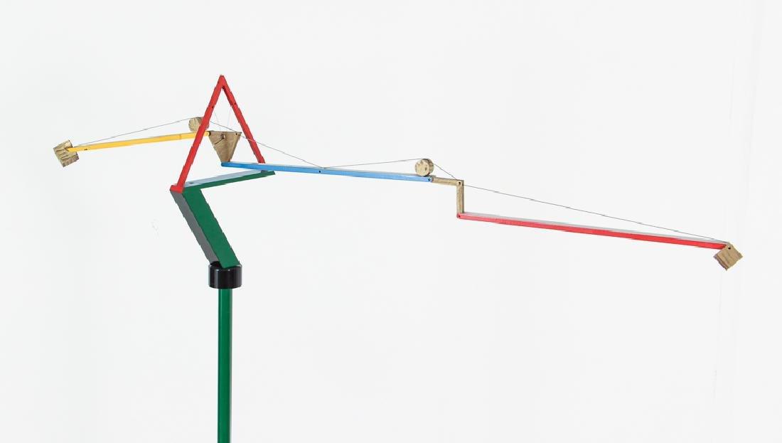 PETER GRIMORD freestanding sculpture Terramount 1987 - 3