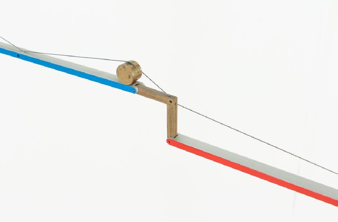 PETER GRIMORD freestanding sculpture Terramount 1987 - 5