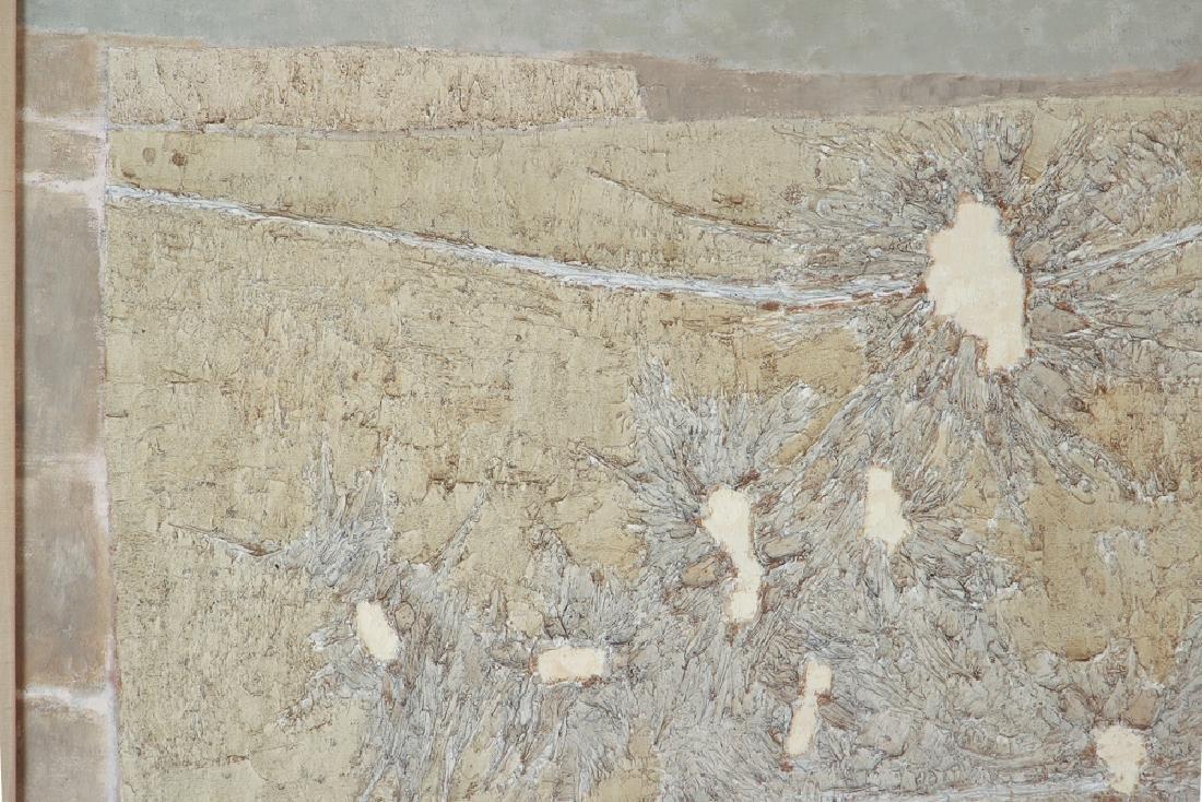James Guitet 1960 oil on canvas 40F.1.60 - 5
