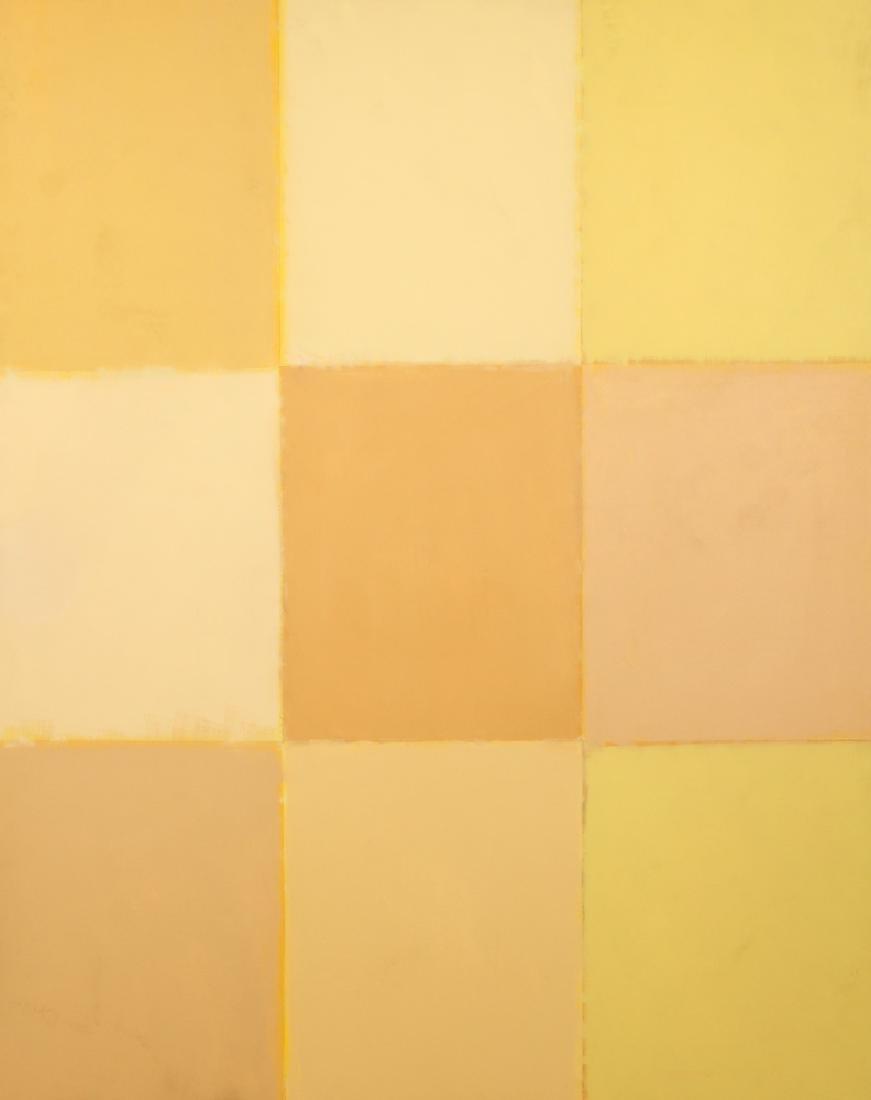 Jane Haskell 1996 Window Series B (Yellow)