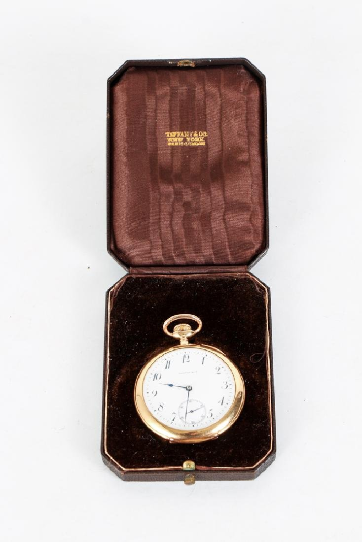 Patek Philippe Pocket Watch for Tiffany and Company