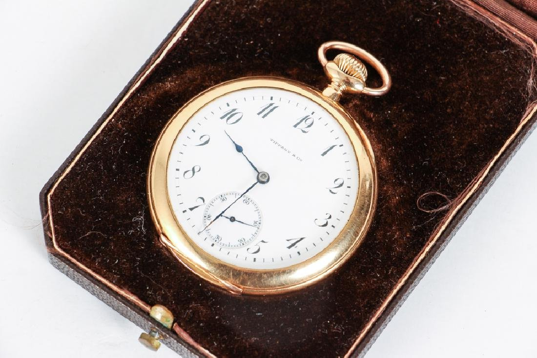 Patek Philippe Pocket Watch for Tiffany and Company - 3