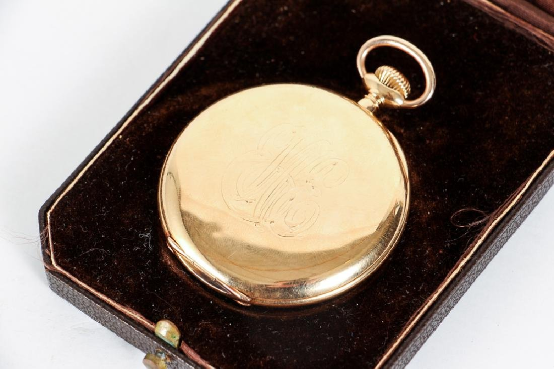 Patek Philippe Pocket Watch for Tiffany and Company - 4