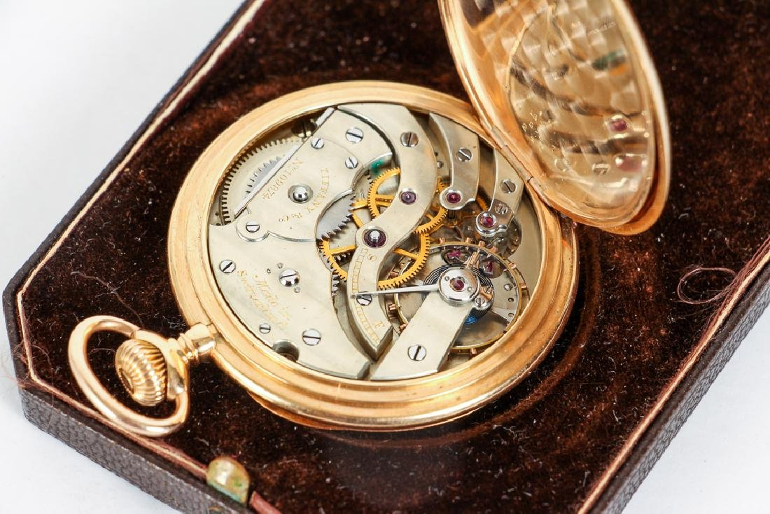 Patek Philippe Pocket Watch for Tiffany and Company - 6