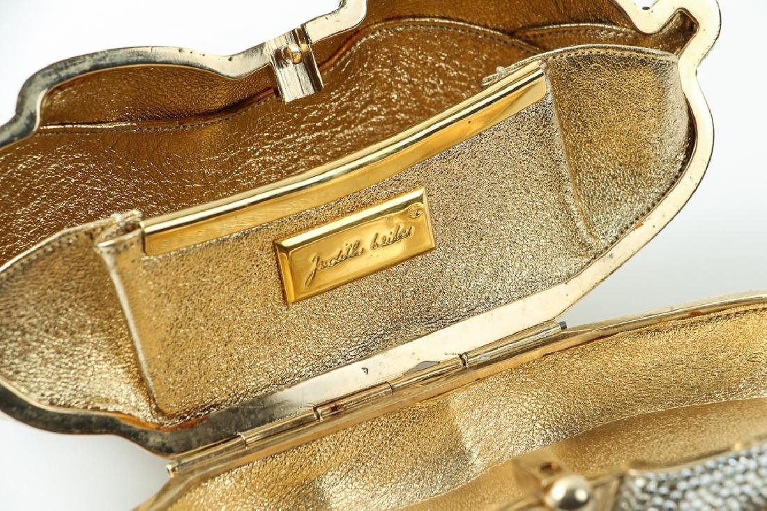 Judith Leiber Horse Novelty Clutch Purse - 11