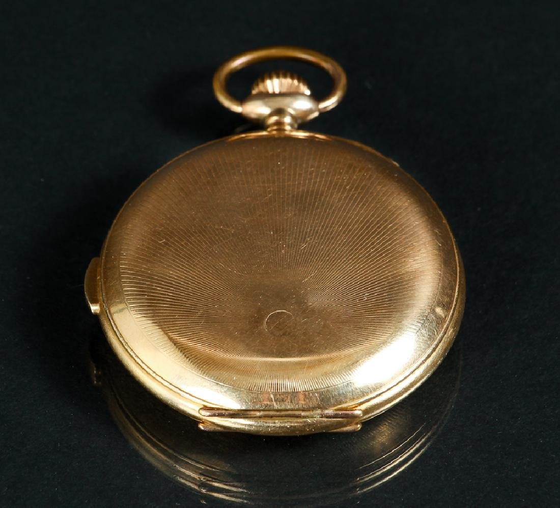 KAMA Pocket Watch with Stop Watch Feature - 3