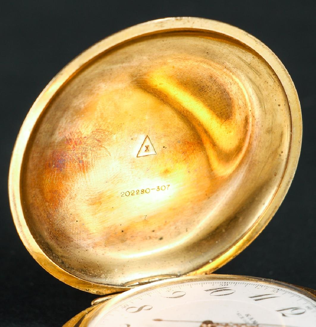 KAMA Pocket Watch with Stop Watch Feature - 5