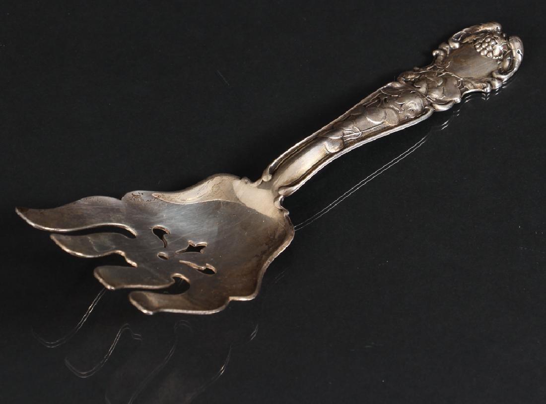 Gorham Sterling Silver Asparagus Server