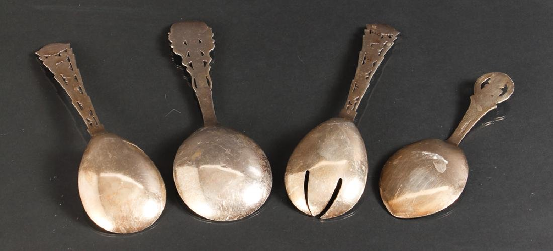 Four Pieces of Danish Sterling  Silver - 2