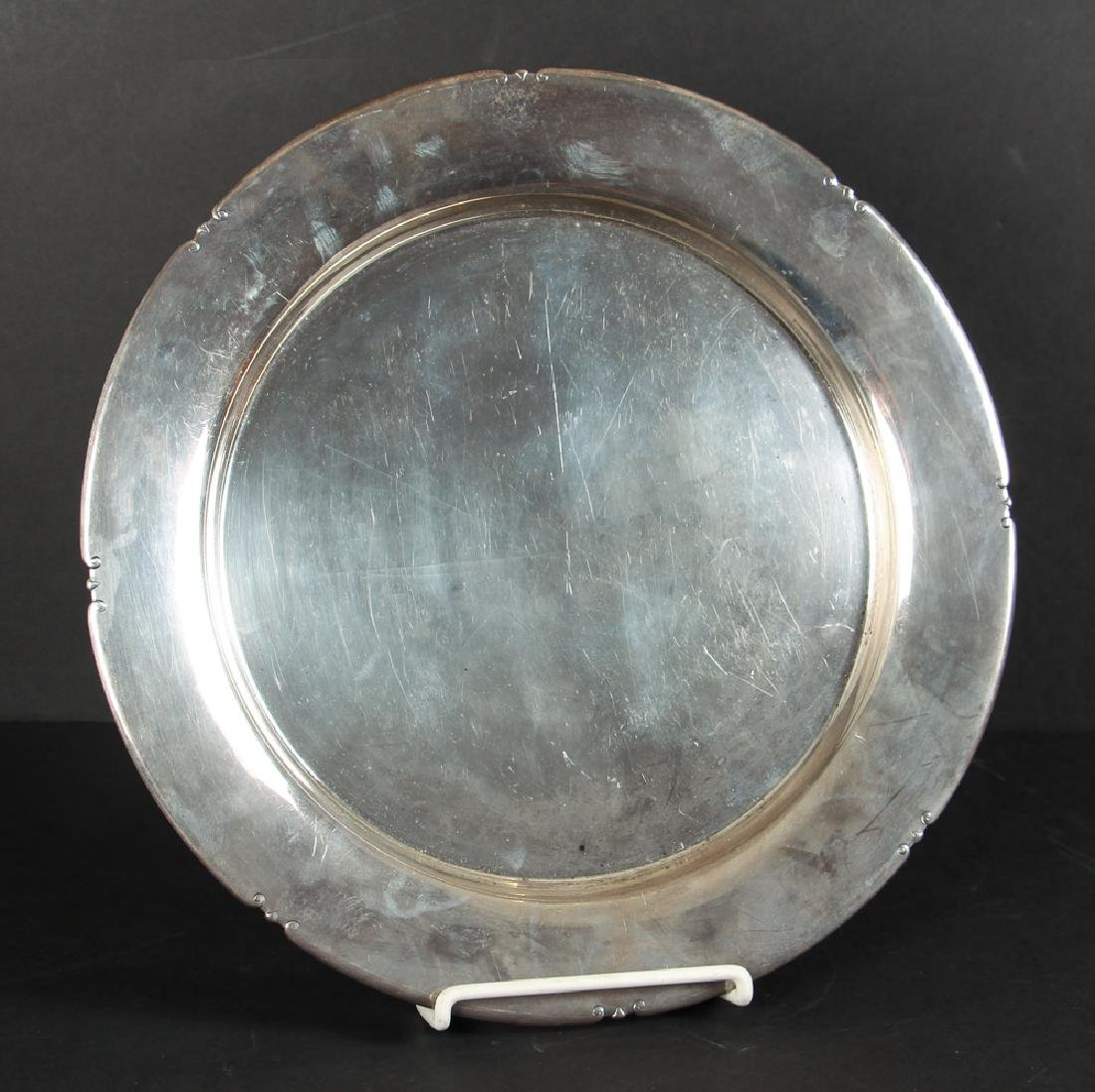 Symphony by Towle Sterling Silver Tray