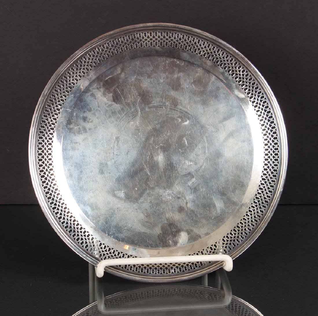Tiffany and Company Sterling Silver Tray