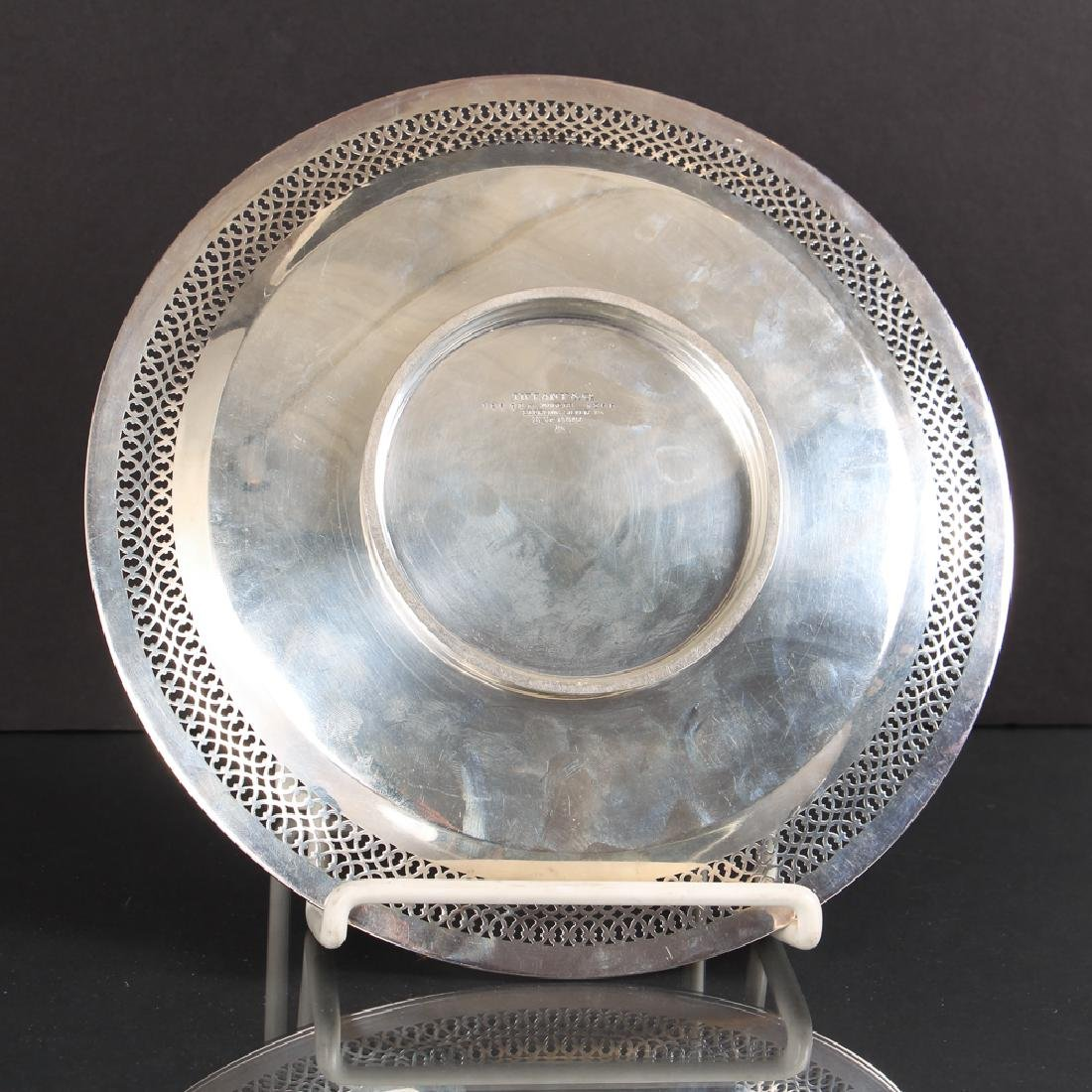 Tiffany and Company Sterling Silver Tray - 2