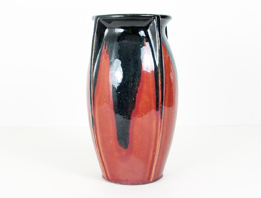 Nelson McCoy Arts and Crafts Floor Vase