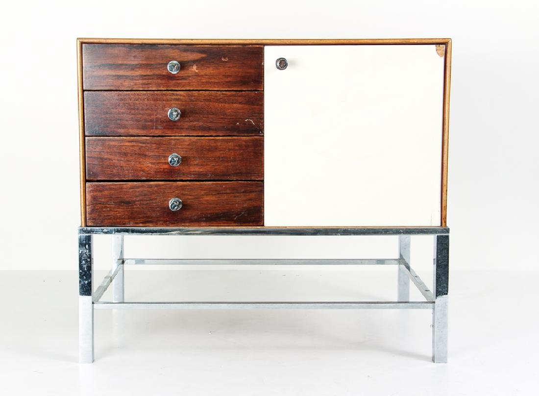 GEORGE NELSON Thin Edge jewelry chest (no. 5211)