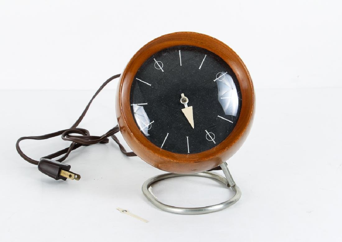George Nelson for Howard Miller Desk Clock