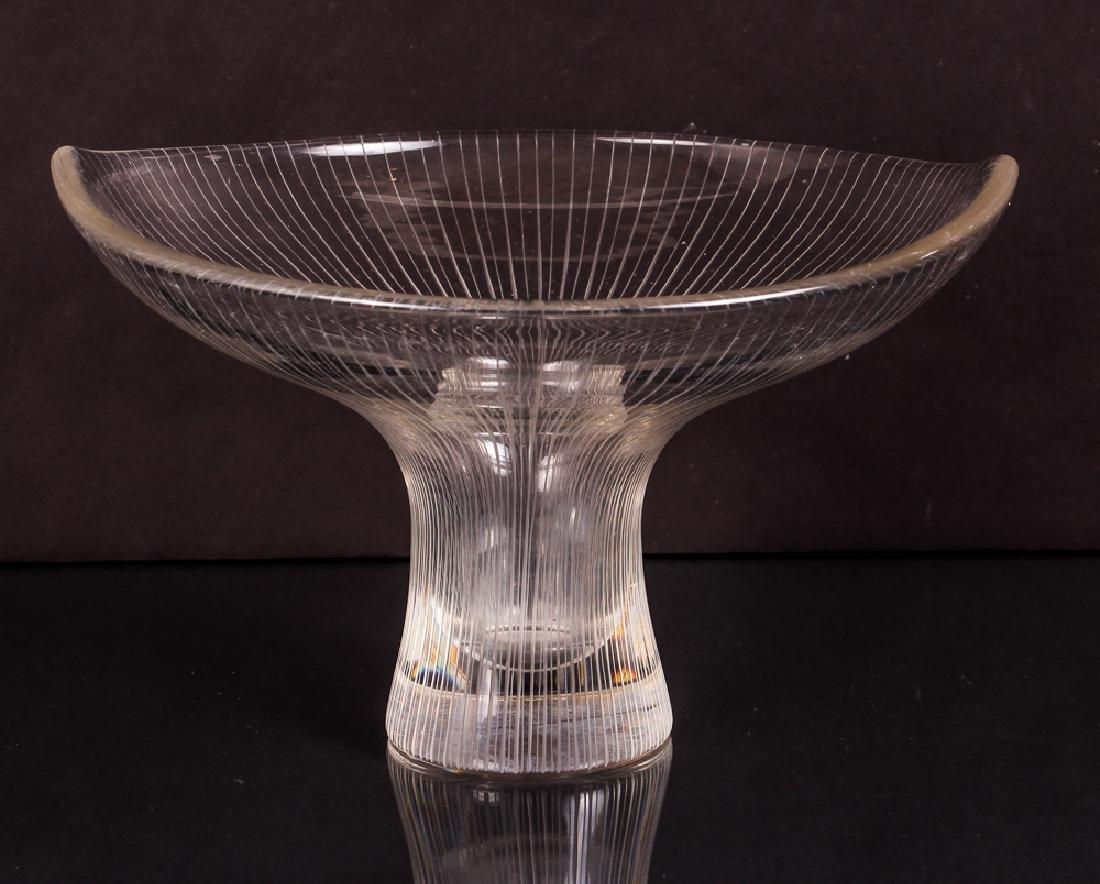 Tapio Wirkkala Kantarelli Glass Bowl