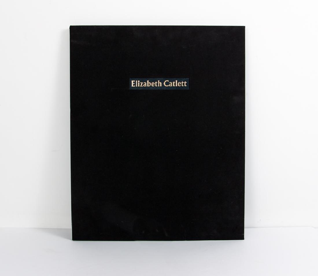 Elizabeth Catlett Six Lithographs Portfolio