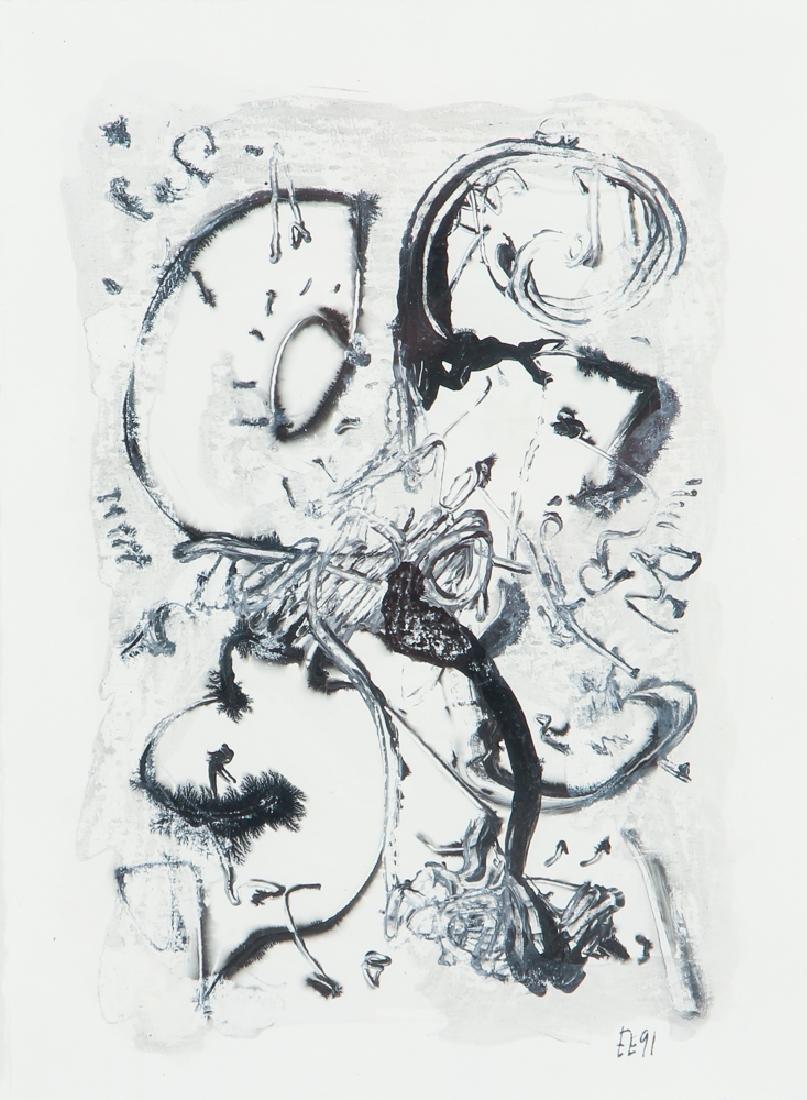 Edward Eberle 1001 drawing Figurehead