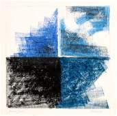 3 Jane Haskell Window Series Studies on canvas