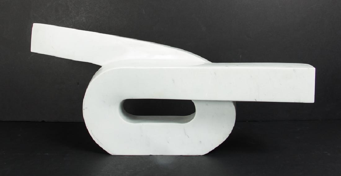 John Humphrey Marble Sculpture Abstract