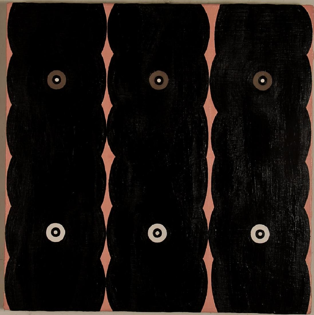 Elizabeth Van Dusen Contemporary Untitled Optical