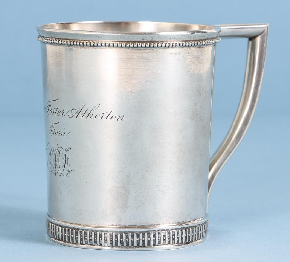 John R Wendt Silver Cup