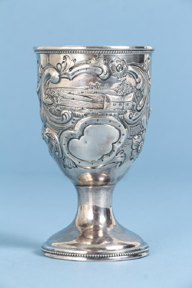 Hyde and Goodrich Silver Cup New Orleans