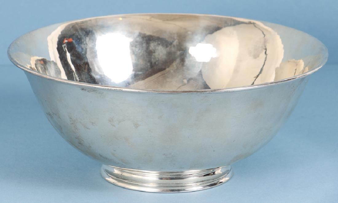 Arthur Stone Earle Underwood Sterling Silver Bowl