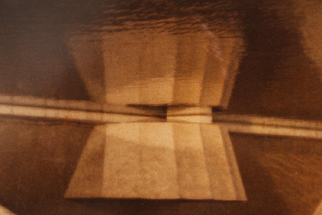 Interesting Contemporary Photograph of Pyramid shaped - 4